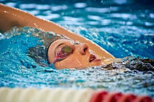 Backstroke Mastery--larger size